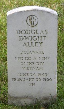 PFC Douglas Dwight Alley