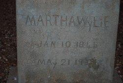 Martha Wylie