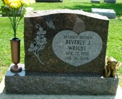 Beverly Jean Wright