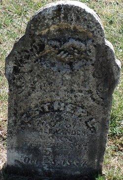 Esther L. <i>Reed</i> Alexander