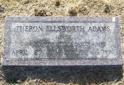 Theron Ellsworth Adams