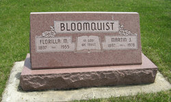 Florilla Mae <i>Ludden</i> Bloomquist