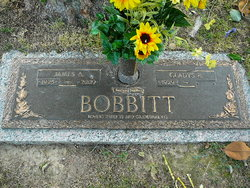 James Arthur Bobbitt, Jr