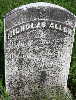 Nicholas Allex