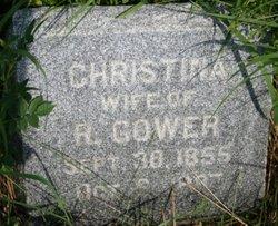 Christina <i>Allex</i> Gower