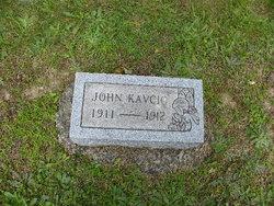 John Kavcic