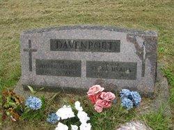 Verna Myrtle <i>Hart</i> Davenport