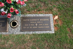 Ruth Virginia <i>Garrett</i> Bolding