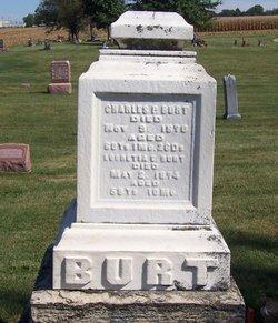 Lucretia Eastman <i>Davis</i> Burt