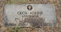 Cecil Atkins