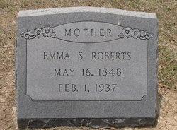 Emma Susan <i>Hardeman</i> Roberts