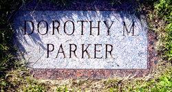 Dorothy Maude <i>Parker</i> Casey