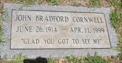 John Bradford Cornwell, Jr