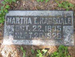Martha Elizabeth <i>McKenzie</i> Ragsdale