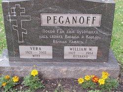 Vera <i>Zlotnikoff</i> Peganoff