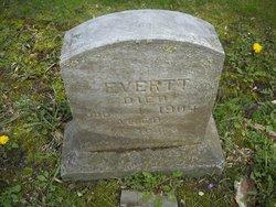 Ida Belle <i>Morgan</i> Everett