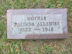Malinda Lynie <i>Boice</i> Aleshire