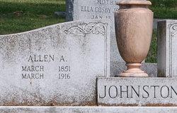 Allen A Johnston