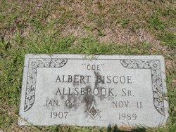 Albert Biscoe Coe Allsbrook, Sr
