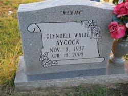 Glyndell <i>White</i> Aycock