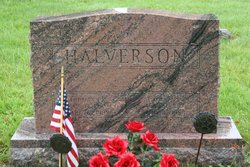 Gladys Luella <i>Adrion</i> Halverson