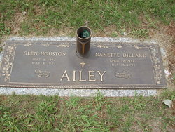 Glen Houston Ailey