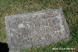 Wallace Mahan