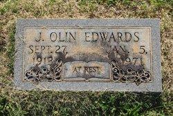 J Olin Edwards