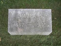 Emma S <i>Graef</i> Friederich
