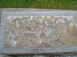 Irene L Elliott
