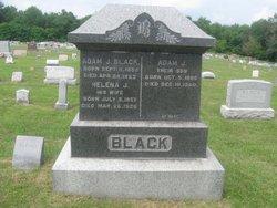 Helena J <i>Watkins</i> Black