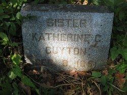 Katherine Caroline Kate Guyton