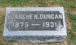 Blanche Nora <i>Allen</i> Duncan