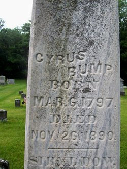 Cyrus Bump