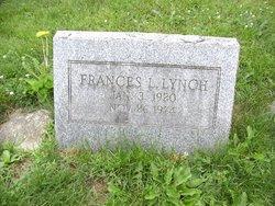Frances L Lynch