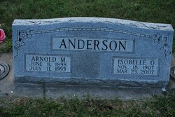 Arnold M. Anderson