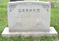 Leona <i>Honaker</i> Graham