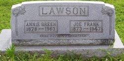 Joe Frank Lawson