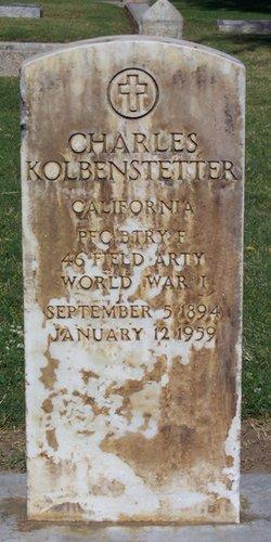 Charles Kolbenstetter
