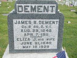 Eliza Jane <i>Robuck</i> Demint/Dement