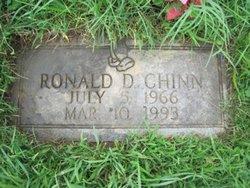 Ronald D. Chinn