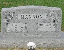 Roy Lester Mannon