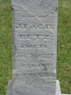 Infant Betz