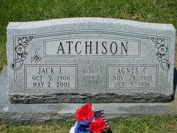 Agnes C. <i>Sifford</i> Atchison