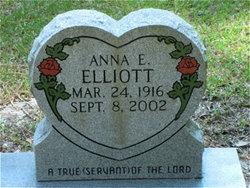 Anna E Elliott