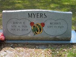 Daisy E Myers