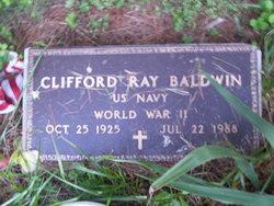 Clifford Ray Baldwin