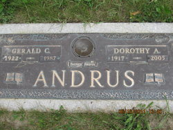 Dorothy A. Andrus