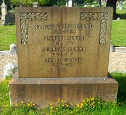 Albert Robinson Church