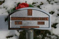 Jeremiah E Thompson